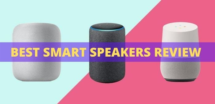 BEST SMART SPEAKERS REVIEW