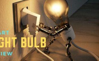 best smart light bulb review