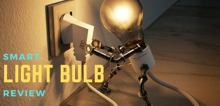 best smart light bulb review