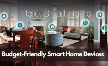 Budget-Friendly Smart Home Device