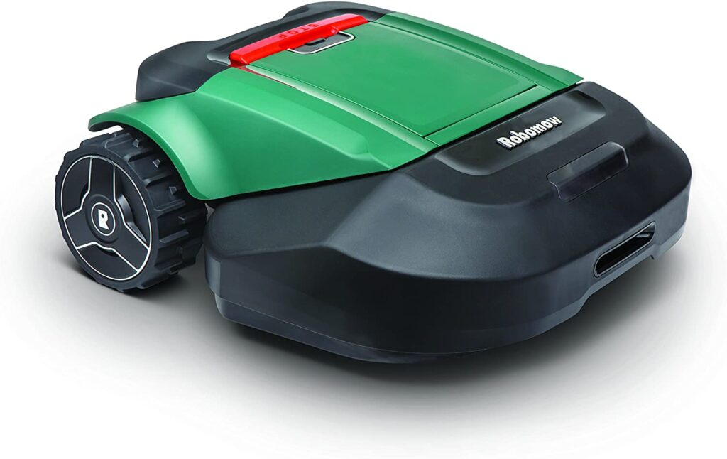 Robomow RS630 Battery Powered Robot Lawn Mower